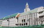 新西校舎棟竣工